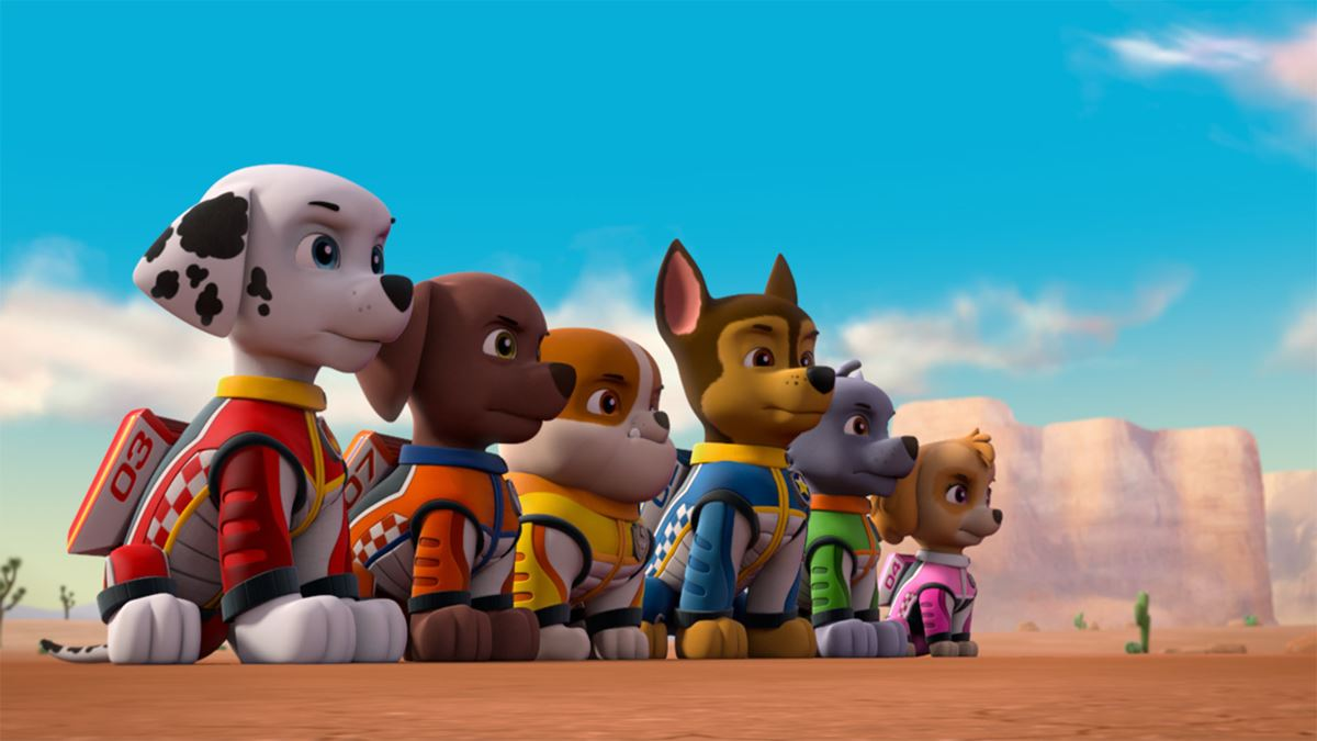 (C)Spin Master Ltd. ?PAW PATROL and all related titles, logos, characters; and SPIN MASTER logo are trademarks of Spin Master Ltd. Used under license. Nickelodeon and all related titles and logos are trademarks of Viacom International Inc.