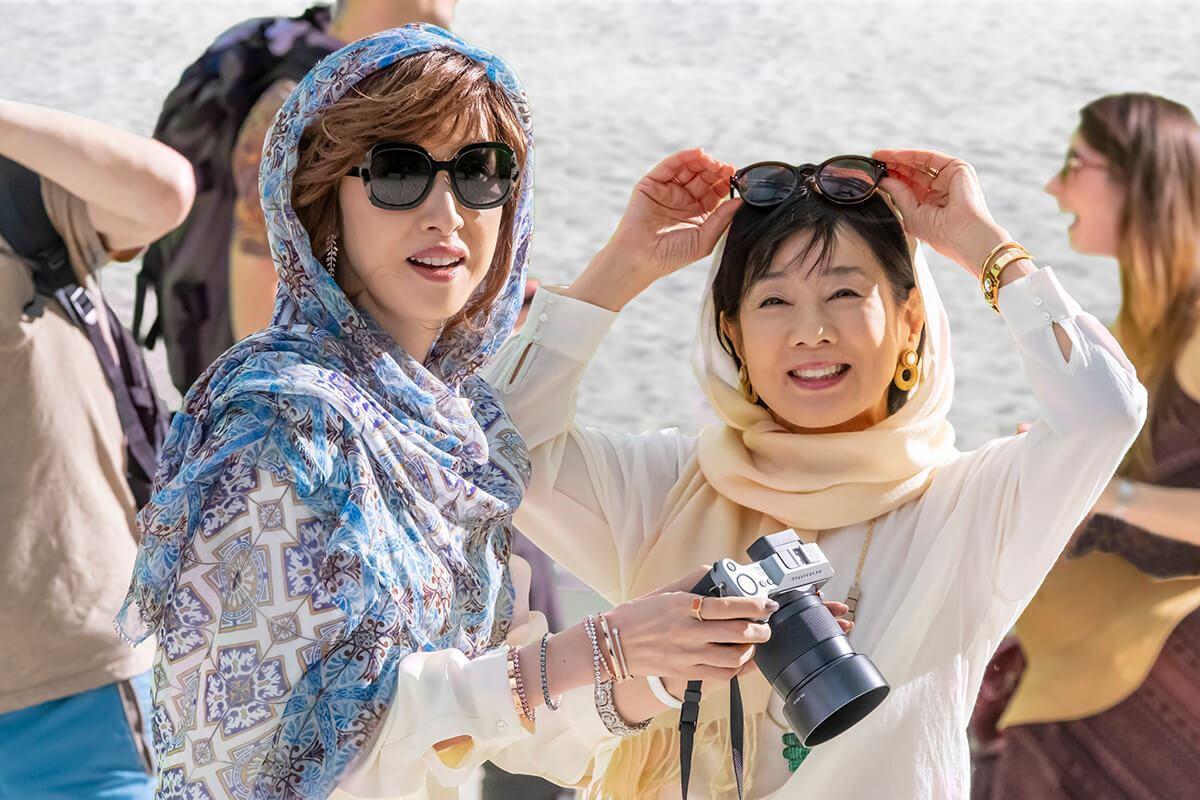 吉永小百合×天海祐希の二大女優共演であの感動再び!『最高の人生の見つけ方』 特集