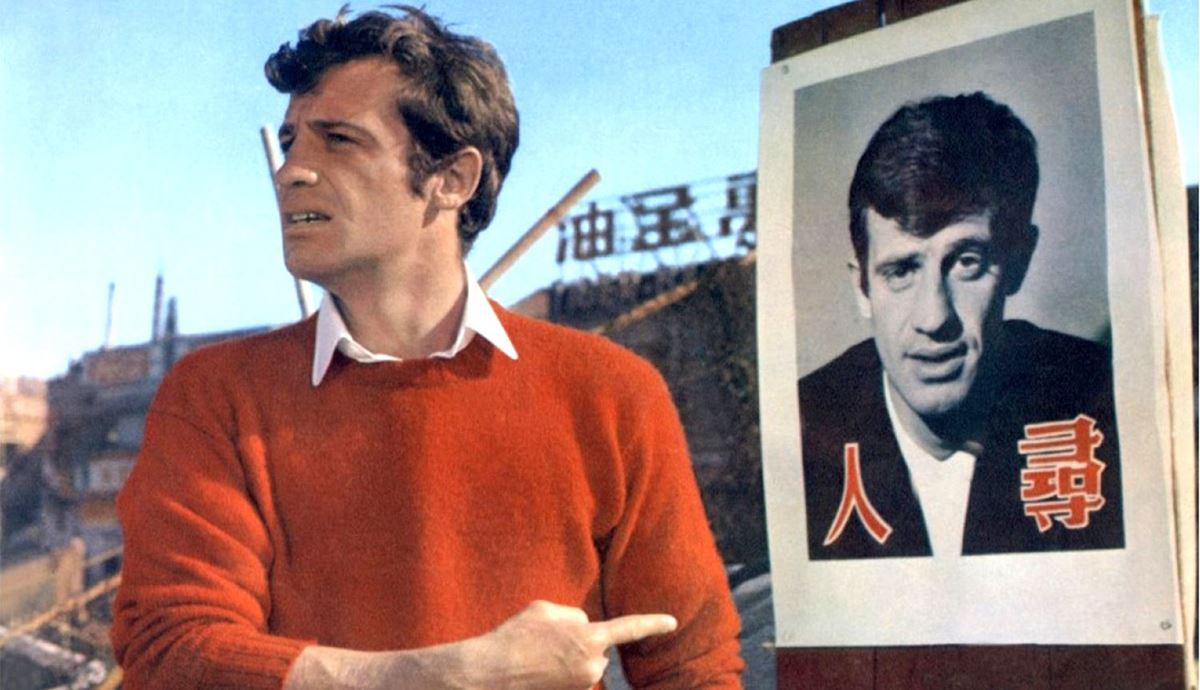 LES TRIBULATIONS D'UN CHINOIS EN CHINE a film by Philippe de Broca (C) 1965 TF1 Droits Audiovisuels All rights reserved.