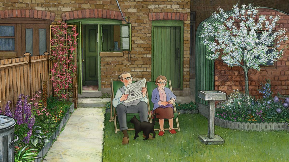 (C)Ethel & Ernest Productions Limited, Melusine Productions S.A.,The British Film Institute and Ffilm Cymru Wales CBC 2016