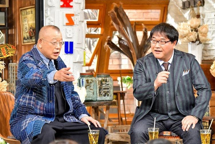 カンニング竹山の兄も取材した鶴瓶「ビックリしたことがいっぱいあるわ」